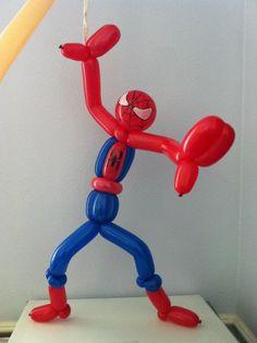 Spider Man Balloon!