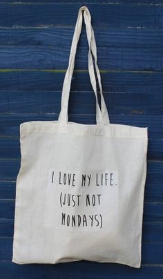 Sunbeam quote tote shopper bag Roald Dahl quote by missharry Jute, Sac Tods, Love My Life Quotes, Style Quotes, Cotton Tote Bags, Reusable Tote Bags, Bag Quotes, Mk Bags, Unique Bags