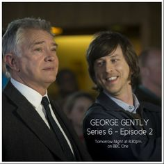 Inspector George Gently - Series 6 continues tomorrow night at 8.30pm on BBC One