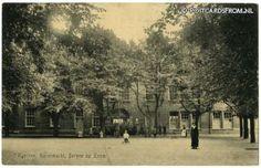 Bergen op Zoom, Kazerne, Korenmarkt