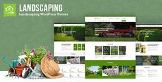 Landscaping - Gardening, Lawn & Landscape WordPress Theme - Business Corporate