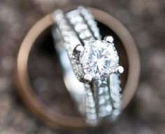 Wedding Rings By In Focus Photography Maureen Norcross