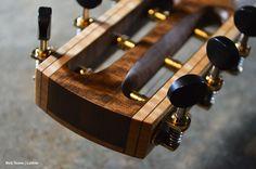 Rick Toone | Luthier: Custom Guitar