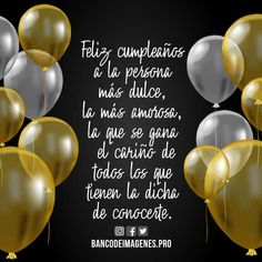 Tarjetas Virtuales y Frases de Cumpleaños para usar y etiquetar Facebook Happy Birthday Wishes Boy, Happy Birthday In Spanish, Happy Birthday Niece, Birthday Wishes For Boyfriend, Happy Birthday Beautiful, Birthday Blessings, Happy Birthday Messages, Happy Birthday Quotes, Happy Birthday Images