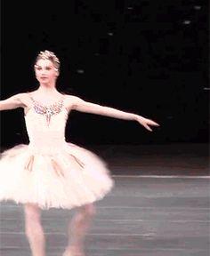 Oksana Skorik dancing Diamonds from 'Jewels' Australian Ballet, Dance Movement, Dancing, Diamonds, Ballet Skirt, Jewels, Board, Fitness, Image