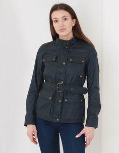 Belstaff Dark Teal Roadmaster Jacket   Accent Clothing
