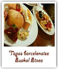 Euskal Etxea • Bar tapas et restaurant Basque à Barcelone
