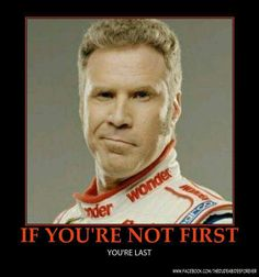 Will Ferrell as Ricky Bobby in Talladega Nights Great Films, Good Movies, Awesome Movies, Haha Funny, Hilarious, Funny Stuff, Talladega Nights, Ricky Bobby, Will Ferrell