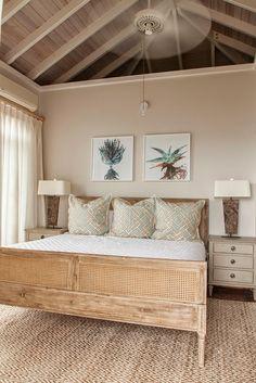 coastal bedroom | Mimi and Hill Interiors