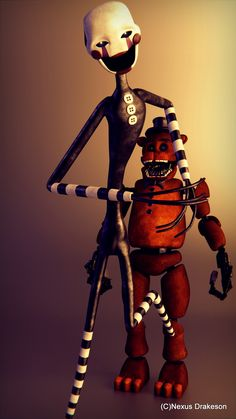 The Puppet / Marionette