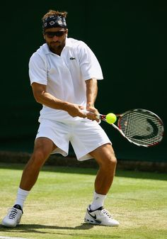 Arnaud Clement Photos: The Championships: Wimbledon 2008 - Day 4