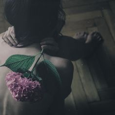 Started to blossom in my room by Anna O. Photography