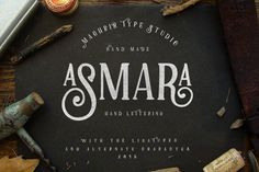 Asmara Type by maghrib on Creative Market