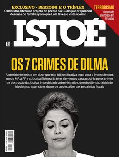 Os 7 crimes de Dilma