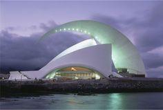 Auditorio de Tenerife - Spain