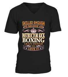 Instructor Kick Boxing   Skilled Enough