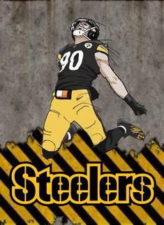 Pitsburgh Steelers, Pittsburgh Steelers Football, Best Football Team, Steeler Nation, Cheerleading, Penguins, Nfl, Holidays, Number
