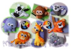 marco, protafotos, felt, fieltro, nombre, regalo, foto, marco portafotos, marco   de fieltro, protafotos de fieltro, animales de fieltro, animales, animal,   photoframe, animales de la selva, selva, jungle animals, jungle, lion, león,   jirafa, tigre, tigger, monkey, mono, elefante, elephant, zebra, cebra, tucan,   hipopótamo, hipo