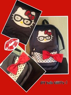 hello kitty backpack!