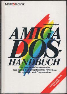 Amiga DOS-Handbuch