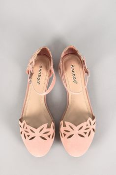 Sweet little flats for under $20!