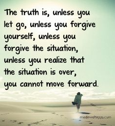 the truth is unless you let go - Google Search