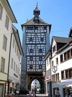 Konstanz - Schnetztor Alemania