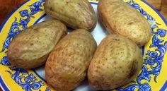 PATATAS ASADAS CON TAPA HORNO FUSSIONCOOK: Situar la rejilla baja en la cubeta, colocar las patatas  encima previamente pinchadas, lavadas y con su piel.Cerrar con la TAPA HORNO y  programar  40 mn a 220°C.  Remover cada 15-20 mn.
