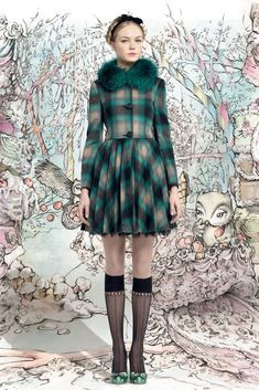 Red Valentino RTW Fall 2013 - I love about 99% of this collection.