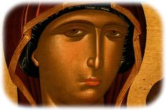 ορτθοδοξη αγιογραφια της παναγιας