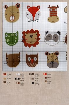 ru / Foto # 95 - Christiane Dahlbeck 2015 Kleine Stickvorlagen - Chispitas Source by runarot Tiny Cross Stitch, Baby Cross Stitch Patterns, Cross Stitch Cards, Cross Stitch Animals, Cross Stitch Designs, Cross Stitching, Cross Stitch Embroidery, Embroidery Patterns, Crochet Wall Hangings