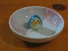 キャラ弁 鶉の卵でペンギン