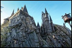 Harry Potter at Universal Orlando #HarryPotter