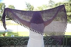 In the Shade of Leaves #crochet #pattern