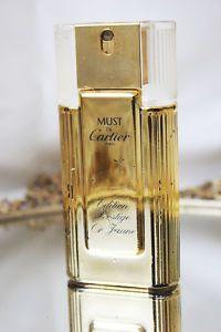 97ea488dad5 Must de Cartier Perfume Edition Prestige or Jaune women perfume 1 6 oz 50 ml