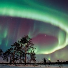 Coolest Places to See the Northern Lights - Hungry Crowd