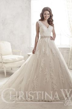 Cheap robe de mariage, Buy Quality wedding gown bridal directly from China gowns bridal Suppliers: Lace Appliques Wedding Dresses Long 2017 A Line Tulle Sahes Wedding Gowns Bridal Bride Dress Weddingdress robe de mariage Wedding Dresses With Straps, 2015 Wedding Dresses, Wedding Dress Styles, Bridal Dresses, Wedding Gowns, Tulle Wedding, Party Dresses, Bridesmaid Dresses, Wedding Rings