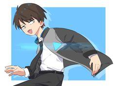 Kiyo, Detroit Become Human, Twitter, Anime, Robot Design, Cartoon Movies, Anime Music, Animation, Anime Shows