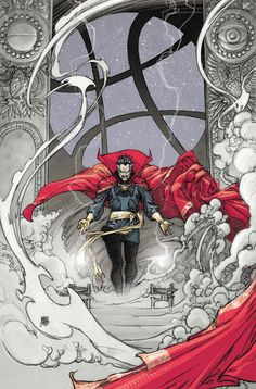 Ryan L.'s Covers of the Week - Doctor Strange: From The Marvel Vault #1