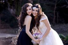 Yılın Düğününden En Özel Kareler! Teen Celebrities, Beautiful Celebrities, Beautiful Actresses, Celebs, Turkish Women Beautiful, Turkish Beauty, Beautiful Girl Image, Girl Pictures, Girl Photos