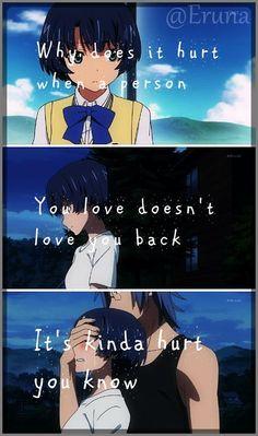 Ano Natsu de Matteru, Love hurts right?