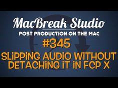 New MacBreak Studio episode - Final Cut Pro X: slipping audio without detaching it! http://www.motionvfx.com/B4287  #fcpx #fcp #audio #filmmaking