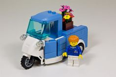 48 of the Coolest, Stylish and Creative Lego Creations - Speckyboy Design Magazine