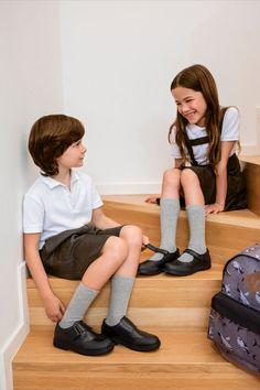¡El calzado más cómodo para los niños! #calzadoniños #backtoschool #Merkal