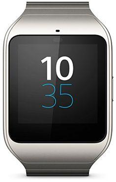 Sony Mobile SWR50MT SWR50 Smartwatch 3, Compatibile con Android 4.3+, Argento Sony http://www.amazon.it/dp/B00N9OAXJC/ref=cm_sw_r_pi_dp_86lTwb06DGNYG