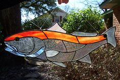Stained Glass Redfish - 2CoolFishing