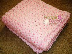 Baby's Best Bumpy Blanket By Tanya Naser - Free Crochet Pattern - (ravelry)