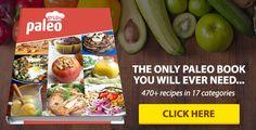 Paleo Snacks Book: Over 145 healthy snacks in 12 different categories. http://www.realtawkcanadian.com/paleosnacks