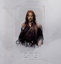 Aragorn #lotr #tolkien