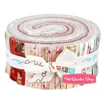 Totally want this Paris Flea Market Jelly Roll 3 Sisters for Moda Fabrics